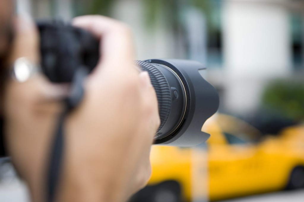 Eventfahrzeug-Fotoshooting-Promotion
